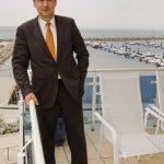 Reinhard Meyer in der Strandresidenz Kühlungsborn Ost