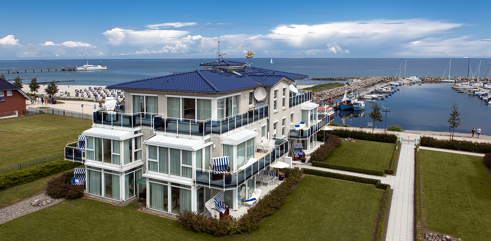 Luxus Ferienwohnungen Ostsee Strandresidenz Kuhlungsborn