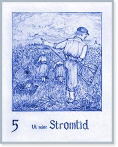 """Wohnung 5: Motiv """"Ut mine Stromtid"""""""