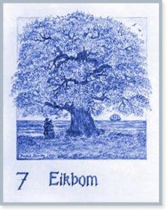 """Wohnung 7: Motiv """"Eikboom"""""""