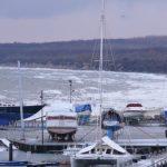 Hafenvorplatz mit Segelbooten Kühlungsborn Ost
