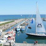 Fischerboote im Hafen Kühlungsborn Ost