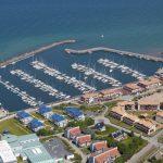 Luftbild Bootshafen Kühlungsborn Ost