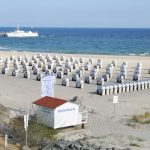 Strand am Bootshafen Kühlungsborn Ost