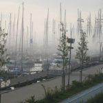 Bootshafen am Morgen Kühlungsborn Ost