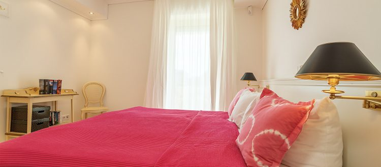 Schlafzimmer Wohnung 1, Strandresidenz Kühlungsborn