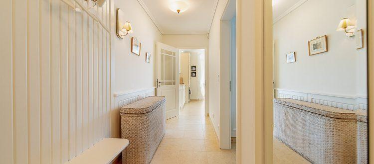 Eingangsbereich Wohnung 2, Strandresidenz Kühlungsborn