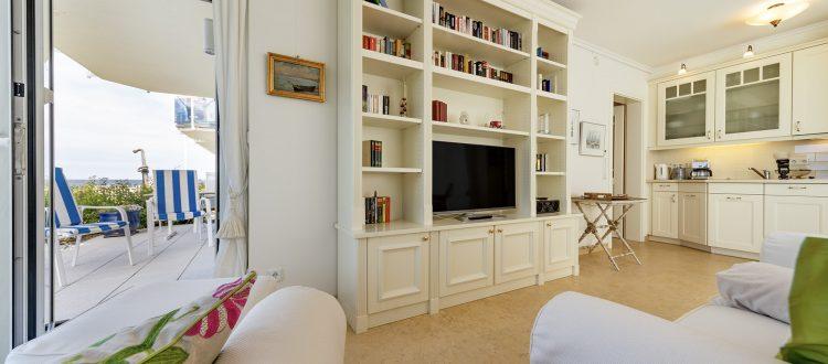 Wohnung 2, Strandresidenz Kühlungsborn