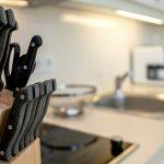 Küche Wohnung 3, Strandresidenz Kühlungsborn