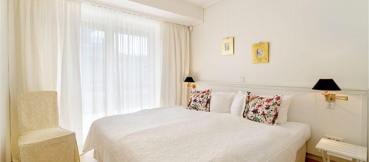 Schlafzimmer Wohnung 3, Strandresidenz Kühlungsborn