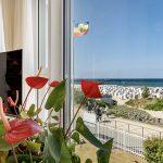 Ausblick Wohnung 4, Strandresidenz Kühlungsborn