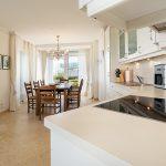 Küche Wohnung 1, Strandresidenz Kühlungsborn