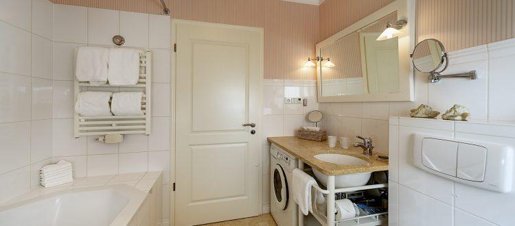 Badezimmer Wohnung 4, Strandresidenz Kühlungsborn