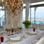 Kochen mit einem Spitzenkoche im Penthouse Strandresidenz Kühlungsborn
